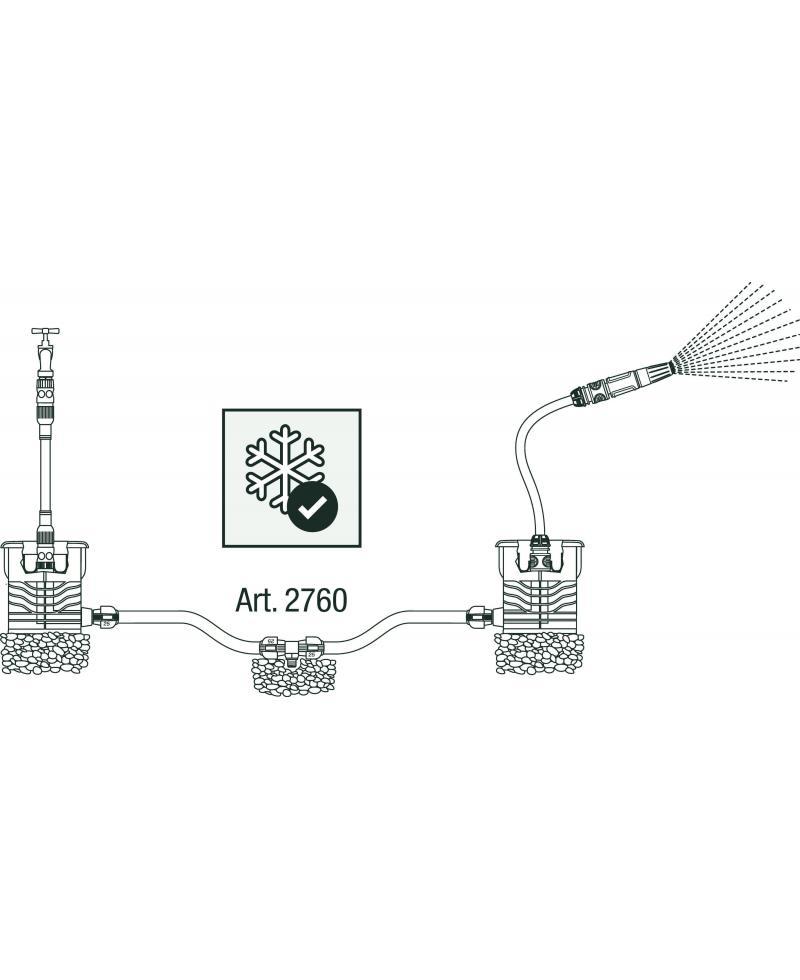 Клапан дренажний Gardena (02760-37)