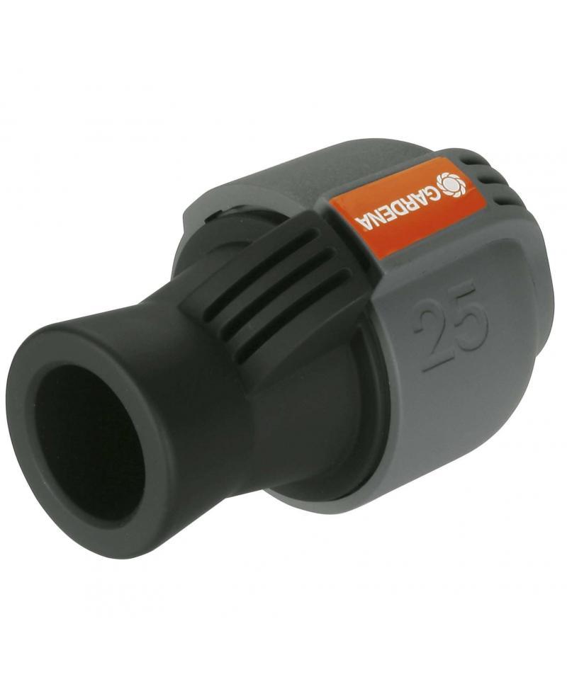 З'єднувач Gardena Quick & Easy 25 мм х 3/4 внутрішня різьба (02761-20)