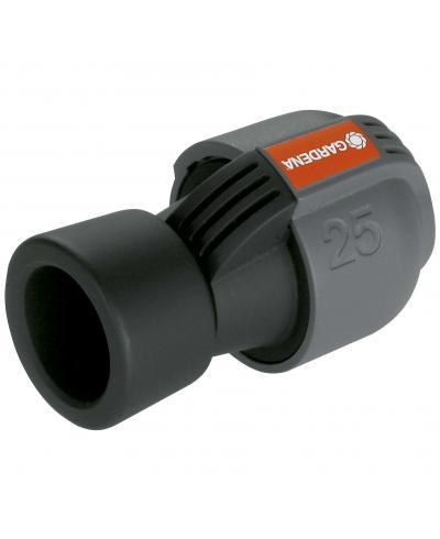 З'єднувач Gardena Quick & Easy 25 мм х 1 внутрішня різьба (02762-20)