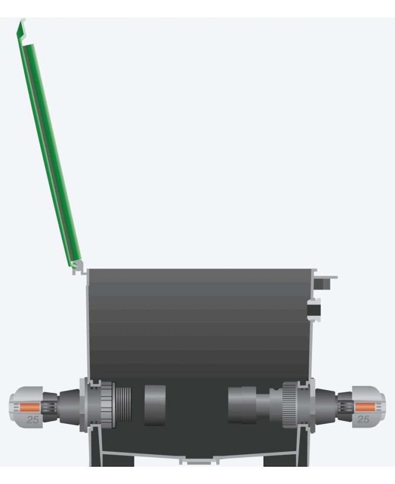 З'єднувач Gardena Quick & Easy 32 мм х 1 зовнішня різьба (02769-20)