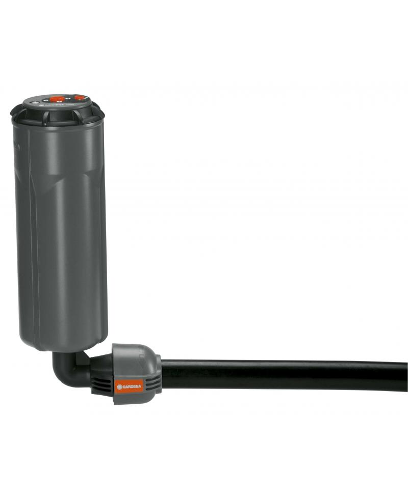 З'єднувач L-подібний Gardena Quick & Easy з зовнішньою різьбою 25 мм х 3/4 (02781-20)