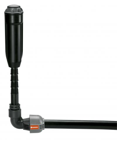 З'єднувач L-подібний Gardena Quick & Easy з внутрішньою різьбою 25 мм х 3/4 (02784-20)