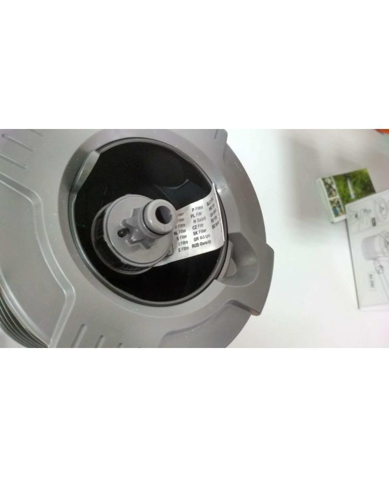 Коннектор с автостопом для водозаборных колонок Gardena 8250-20, 8254-20 (5293019-02)