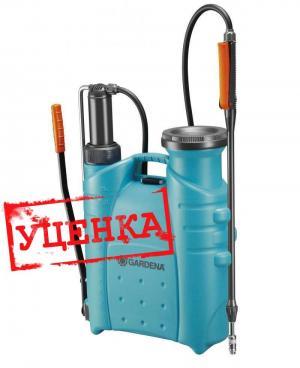 УЦІНКА - пошкодження упаковки - Обприскувач ручний ранцевий Gardena Comfort 12 літрів (00884-20)