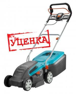 УЦІНКА - незначне пошкодження упаковки - Електрична газонокосарка Gardena PowerMax 1400/34 (05034-20)
