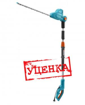 УЦЕНКА - значительное повреждение упаковки - Кусторез телескопический электрический Gardena THS 500/48 (08883-20)