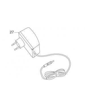 Зарядное устройство для аккумуляторных ножниц Gardena ContourCut (08829-00.650.00)