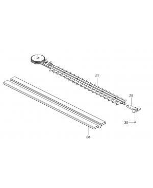 Нож в комплекте для кустореза Gardena EasyCut 420/45 (09830-00.610.00)