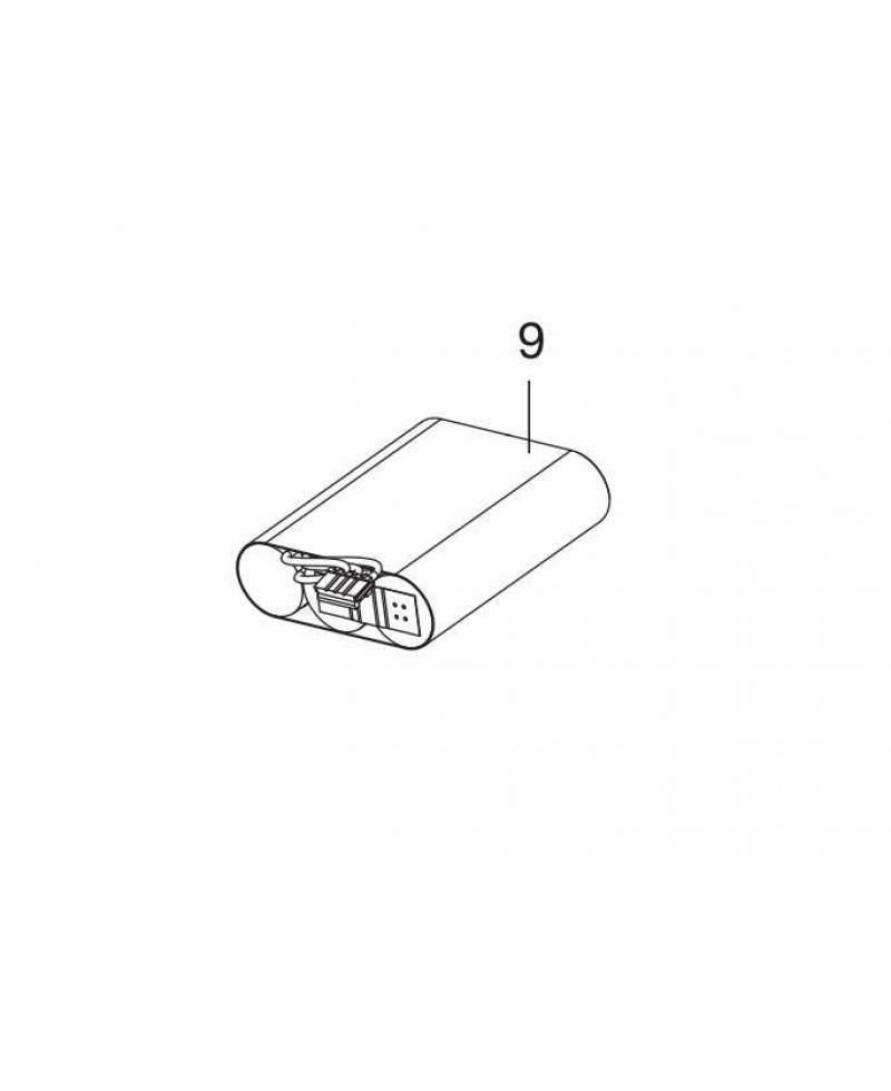 Аккумулятор для Gardena ComfortCut 30 (08898-00.640.00)
