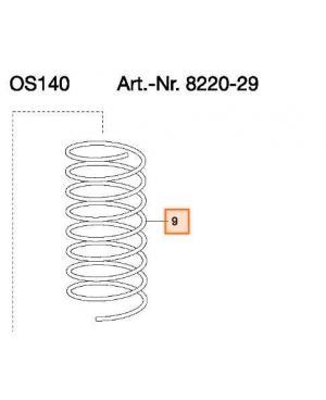Пружина для дождевателя Gardena OS 140 (08220-00.600.21)