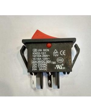 Выключатель для пылесоса/воздуходувки Gardena ErgoJet 2500, 3000 (09332-00.900.09)