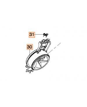 Защитная крышка крыльчатки для пылесоса/воздуходувки Gardena PowerJet Li-40/60 (09338-00.660.00)