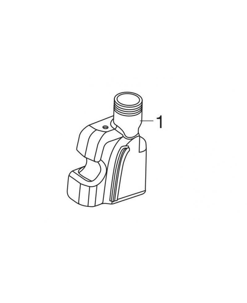 Бак масляный для электропил Gardena CST 3518 (62557-42.733.01)