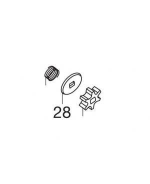 Шайба для электропил Gardena CST 3518, 3519-X, CSI 4020-X (62557-42.751.01)