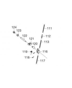 Маслонасос для электропилы Gardena CSI 4020-X (62557-42.819.01)