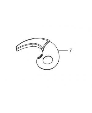 Наковаленка для сучкореза Gardena Combisystem 297 (00297-00.600.02)