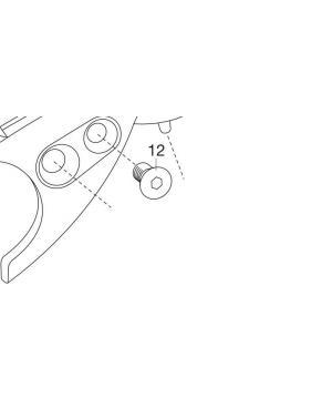 Винт M4 для секатора Gardena BP 50 Premium (08702-00.600.08)