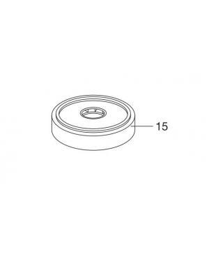 Корпус турбіни для насоса Gardena Classic 5500/3 (01461-00.900.12)