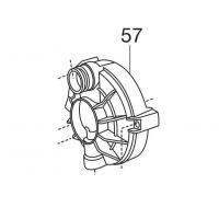Крышка насосной части Gardena Premium 6000/6 Inox (01736-00.900.15)