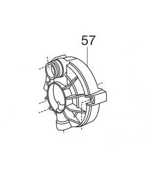 Кришка насосної частини Gardena Premium 6000/6 Inox (01736-00.900.15)