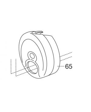 Кришка насосної частини Gardena Premium 6000/6 Inox (01736-00.900.22)