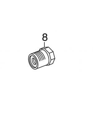 Обратный клапан насосной станции Gardena Classic 3000 (01751-00.900.03)