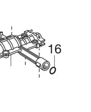 Кольцо уплотнительное для насосных станций Gardena O-Ring 11x2 (07486-22.900.12)