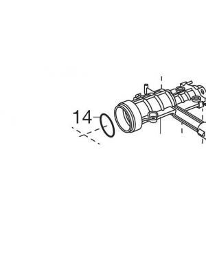 Кольцо уплотнительное для насосных станций Gardena O-Ring 24x4 (01770-00.900.04)