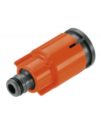 Коннектор со стоп-клапаном Gardena для водозаборной колонки 2797-20 (01597-00)