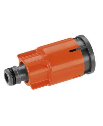 Коннектор со стоп-клапаном Gardena для водозаборной колонки 2797-20 (05797-20)