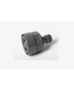 Коннектор с автостопом для водозаборных колонок Gardena 8250-20, 8254-20 (08250-00.630.00)