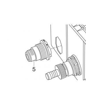 Адаптер для клапанной коробки Gardena V1, V3 (01255-00.600.21)