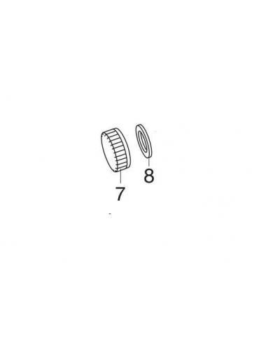Крышка с шайбой для клапанной коробки Gardena V3 (01255-00.620.00)