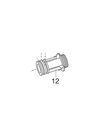 Втулка длинная для клапанной коробки Gardena V1, V3 (01255-00.600.30)