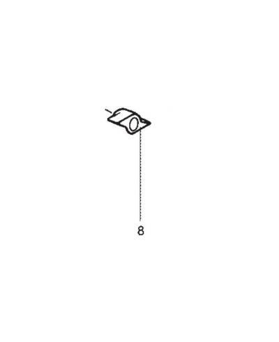 Гайка М6 для лучковой пилы Gardena Combisystem 350 (00691-00.600.01)