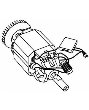 Электродвигатель для турботриммера Gardena ProCut 800 (08851-00)