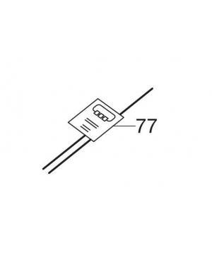 Плата управления для турботриммера Gardena ProCut 1000 (08852-00.900.39)