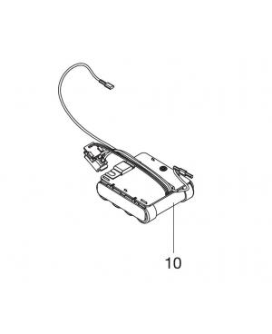 Акумулятор Li-Ion, 14.4 В, 2.0 А/год для Gardena SmallCut Li-23R (09822-00.620.00)