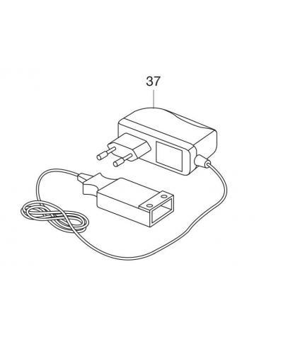 Зарядний пристрій для Gardena SmallCut 300 Accu, EasyCut 42 Accu (08844-00.900.03)