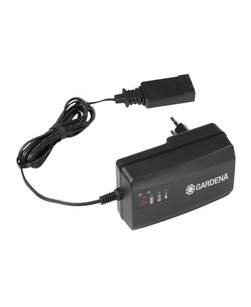Зарядний пристрій Gardena QC18 Li-Ion (08832-20)