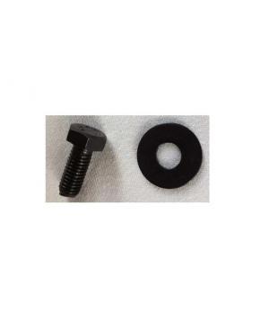 Гвинт з шайбою кріплення ножа для газонокосарок Gardena PowerMax 32E (62551-07.609.00)