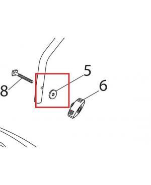 Шайба для болта крепления ручки для газонокосилок Gardena PowerMax 32E (62551-40.266.00)