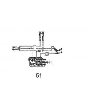 Плата управления для газонокосилки Gardena HandyMower Li-18/22 (05023-00.650.00)