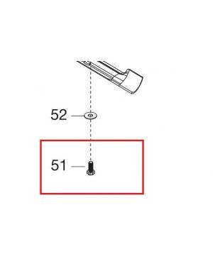 Болт крепления ножа для газонокосилки Gardena PowerMax (05032-00.600.56)