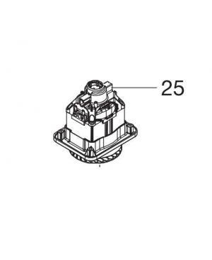 Электродвигатель для газонокосилок Gardena PowerMax 1200/32 (05032-00.610.53)