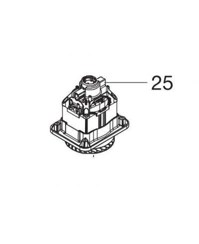 Електродвигун для газонокосарок Gardena PowerMax 1200/32 (05032-00.610.53)