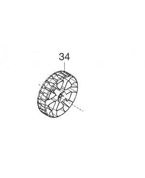 Колесо заднє для газонокосарок Gardena PowerMax (05032-00.600.05)