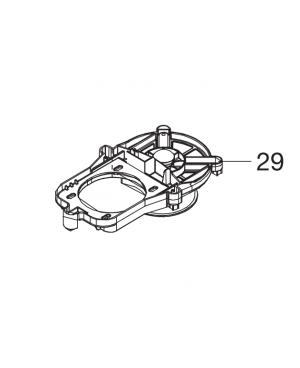 Корпус электродвигателя для газонокосилок Gardena PowerMax 1200/32 (05032-00.903.00)