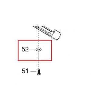 Шайба ножа для газонокосилки Gardena PowerMax (05032-00.600.70)