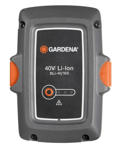 Акумулятор Gardena Li-Ion BLI-40/160 40В, 4,2 А/год (09843-20)
